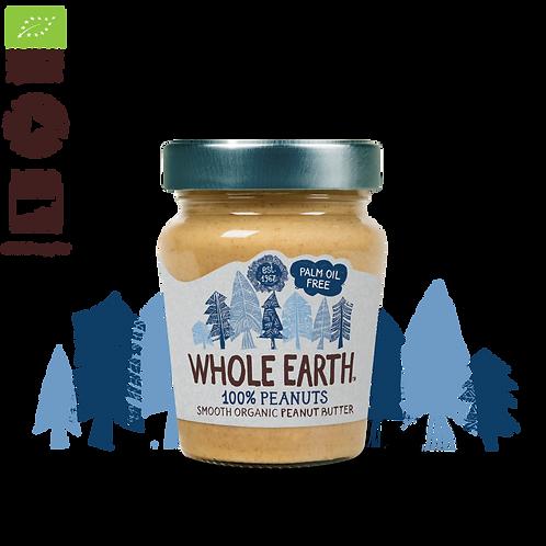 Crema de Cacahuete Whole Earth
