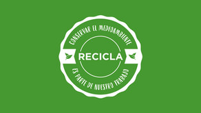 ¡Ayúdanos a reciclar!