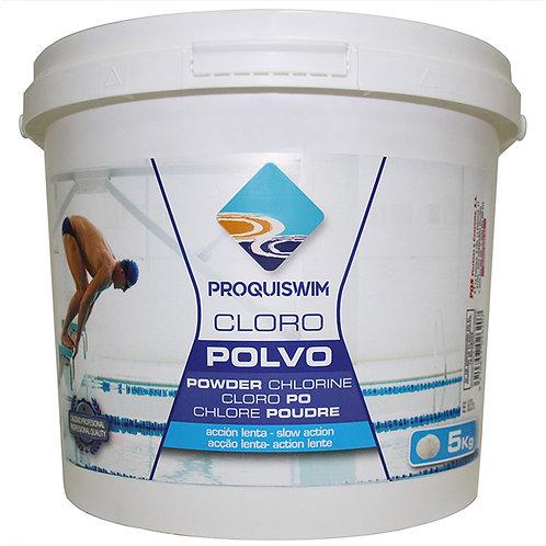 Cloro polvo Proquiswim