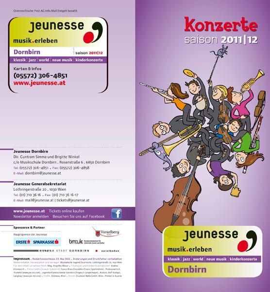 wiener konzerthaus: jeunesse