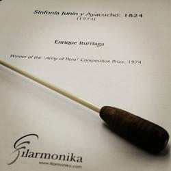 Sinfonía Junín y Ayacucho by Enrique Itu