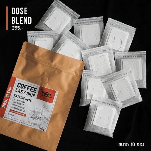Dose Blend Drip Bag (10 Bags.)