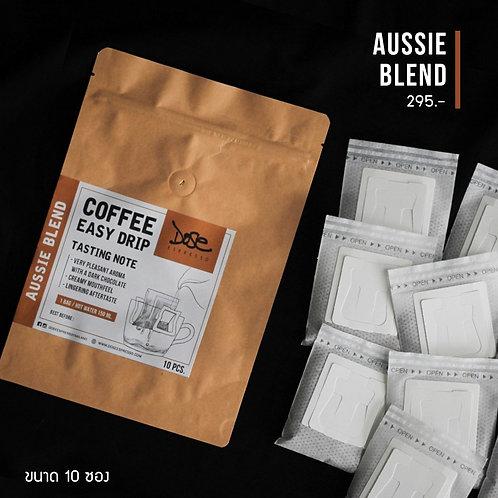 Aussie Blend Drip Bag (10 Bags.)