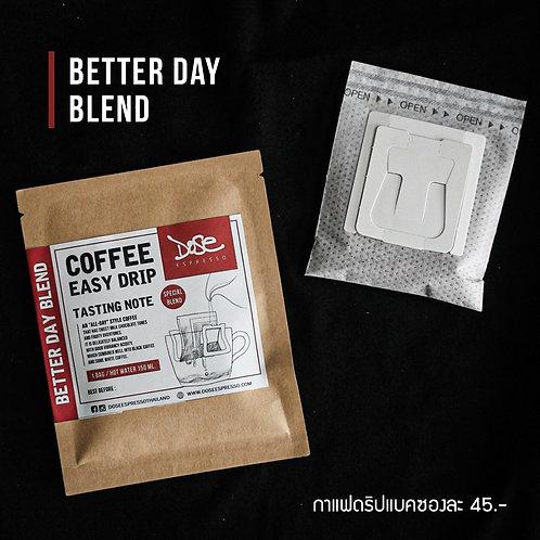 Better Day Blend Drip Bag