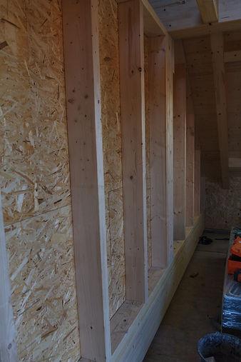 Loft conversion, renovation, renovation