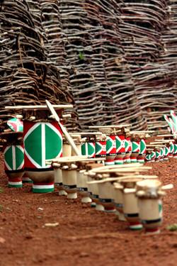 Tambours de Gishora