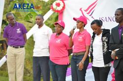 Ouverture officielle: Agence Ngozi