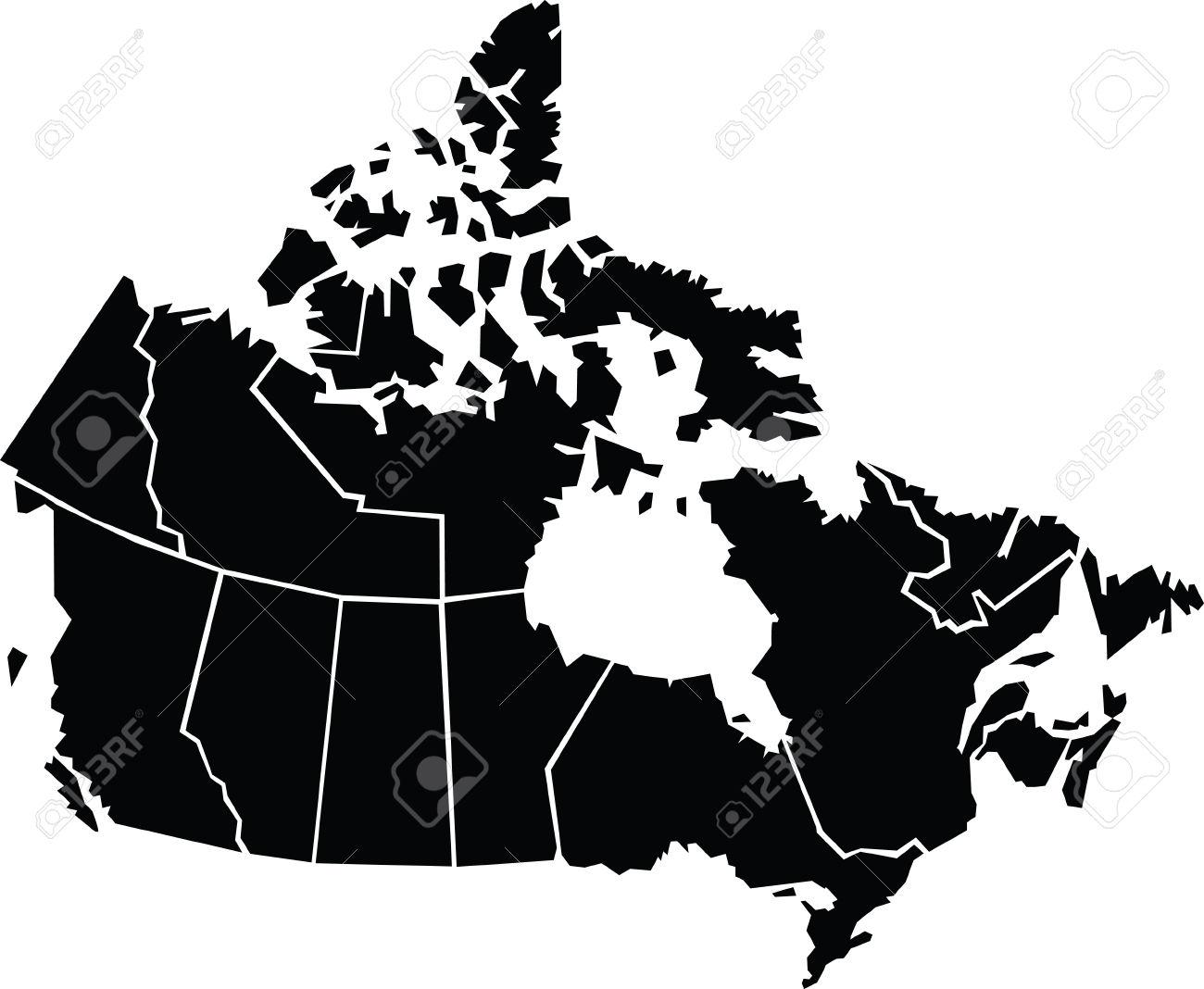 CAnada map black.jpg