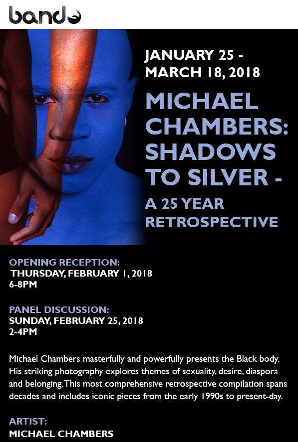 Michael Chambers's Shadows to Silver