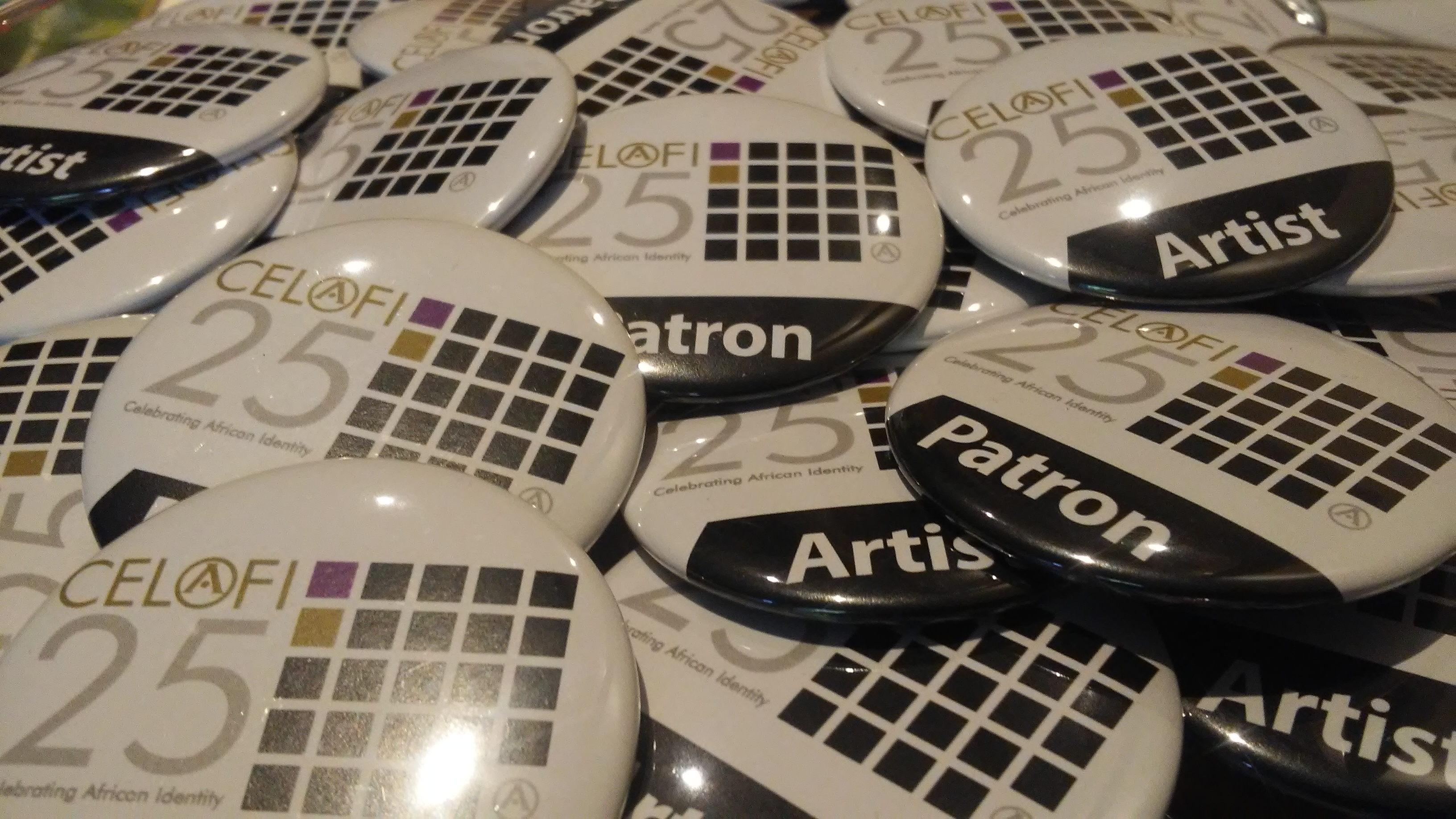 artists and patrons button