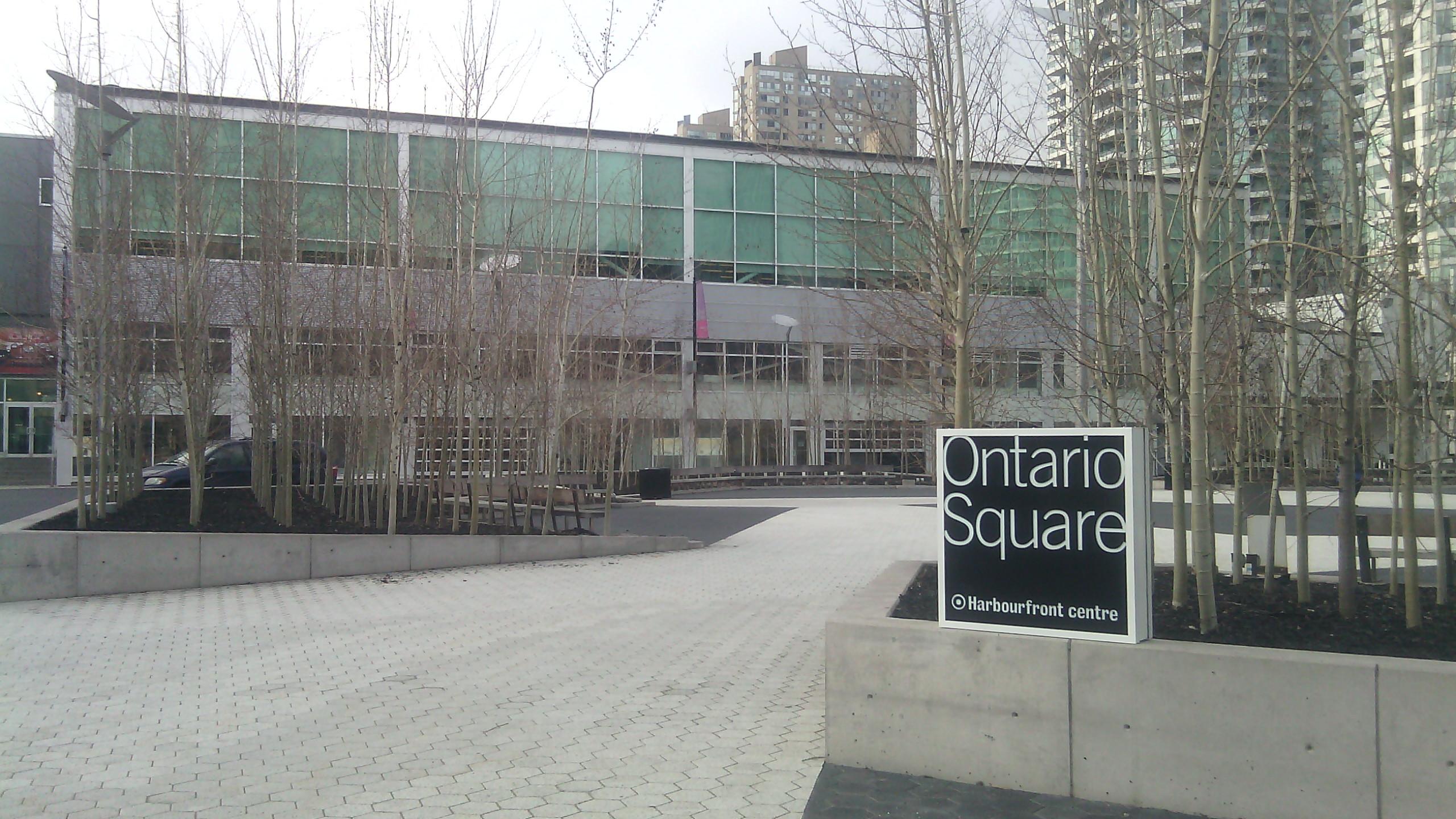 2. Ontario Square 1