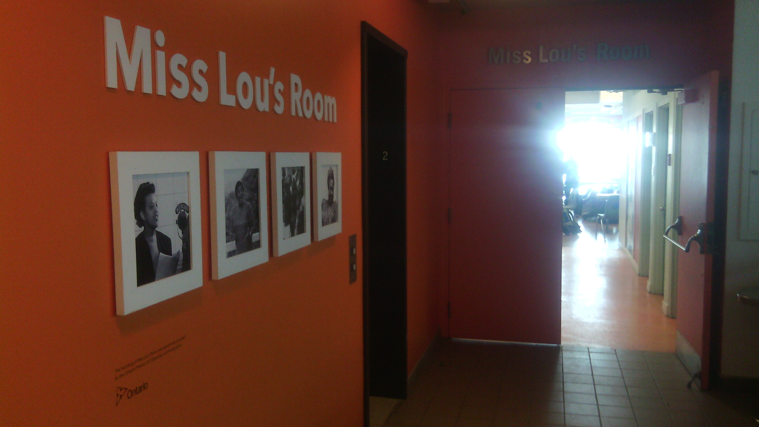 6. Miss Lou Room Orange