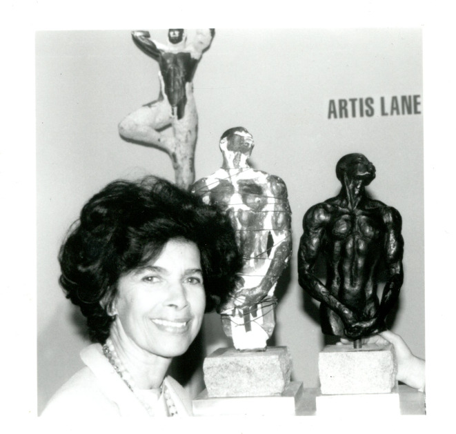 Artis Lane, Sculpture