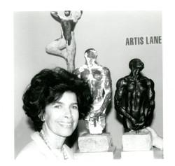 Artis Lane, Sculpture