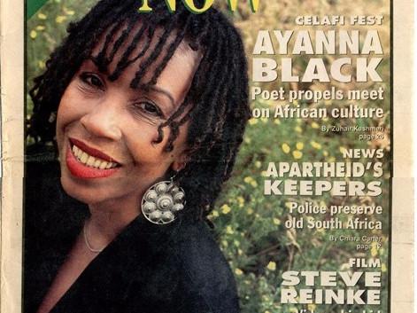 NOW Magazine 1992