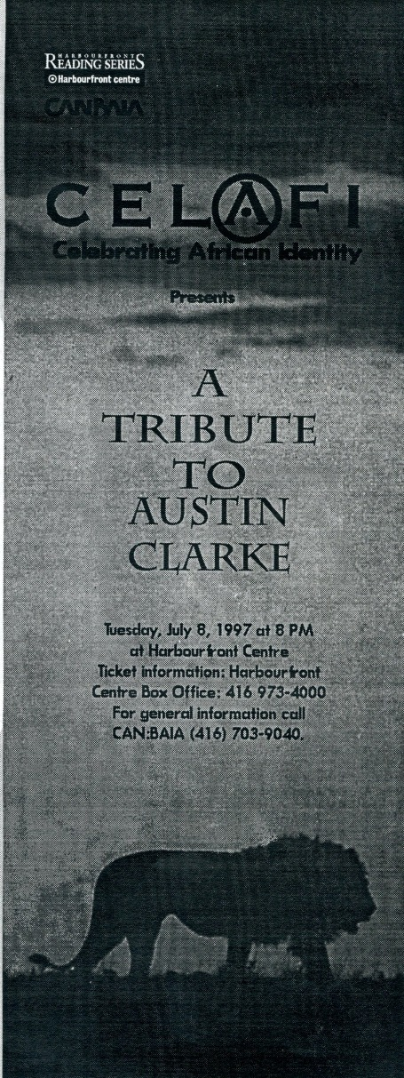 Austin Clarke tribute_edited