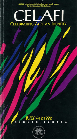 PREVIEW CELAFI '92 Program Book