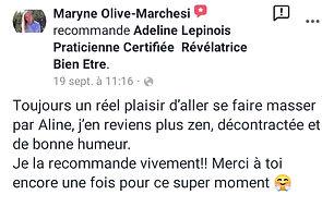 avis_cliente_marine_massage_bien_être_sa