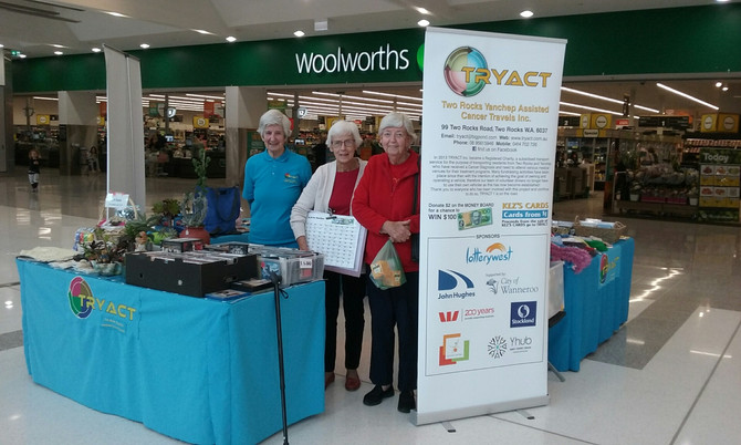 Market Stall Yanchep Central Shopping Centre Saturday 27th July.