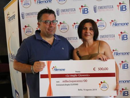 """Premio """"La meglio gioventù"""": le parole di Mimmo Caldano"""