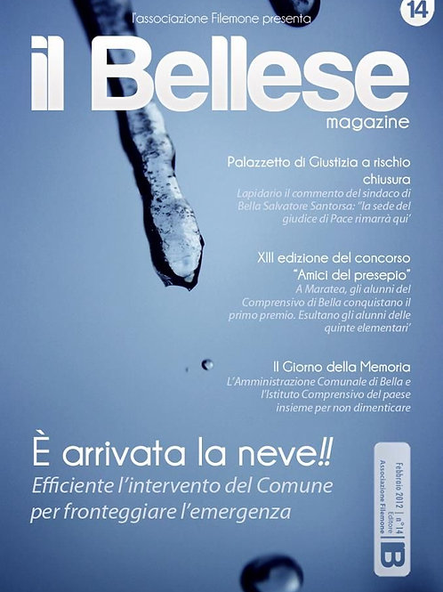 19-Marzo 2012 (Rivista gratuita ai soci)