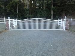 DD-057 white gates