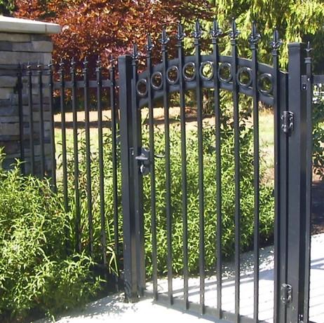 Neskowin Steel Gate 2580