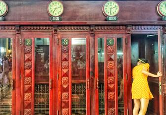 Post office - Saigon