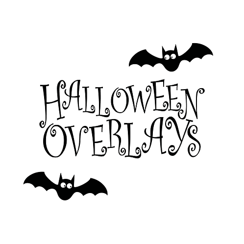 Halloween Typography Bundle