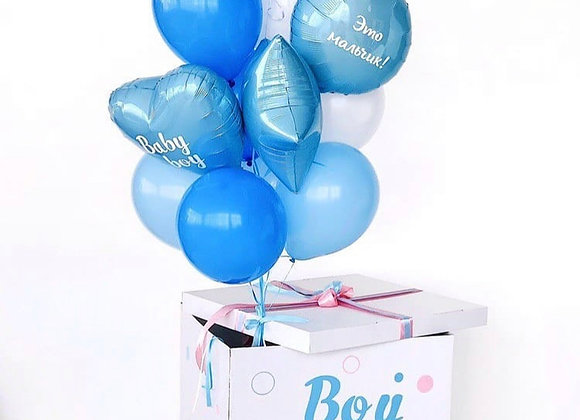 Коробка для определения пола