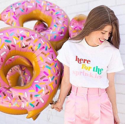 Пончик большой