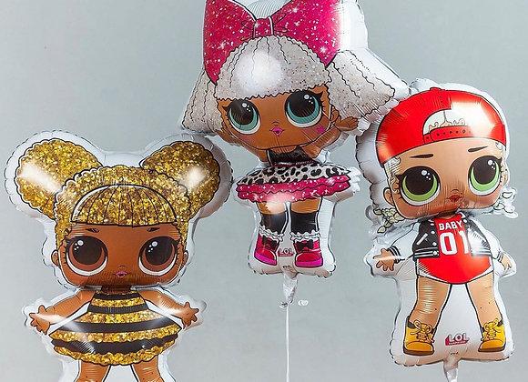 Куклы LOL Лол