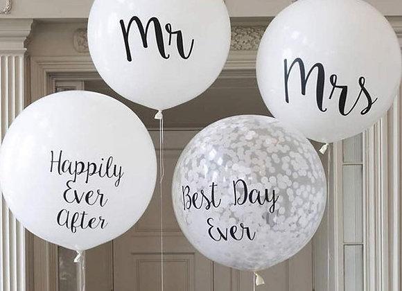 Стильный набор на свадьбу
