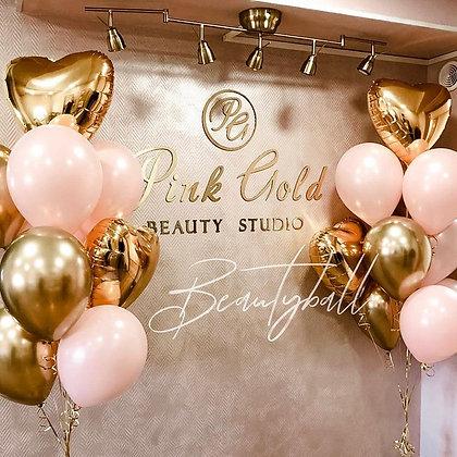 Связки Gold&Pink