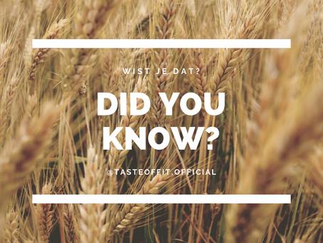 Wist je dat.. - Did you know..