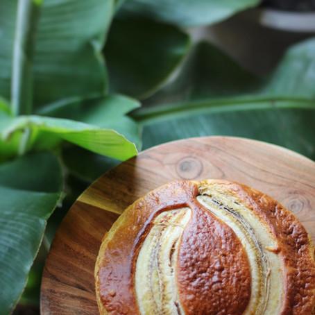 Proteïne bananenbrood uit de airfryer