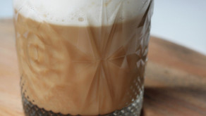 Homemade Masala chai latte.