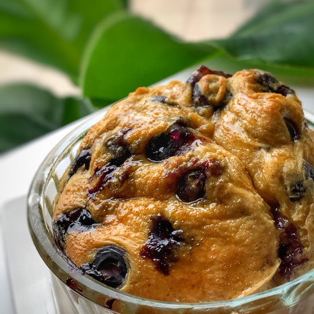 Proteïne ontbijt cake