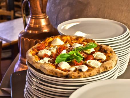 Pizza in Town... Caffè Le Logge