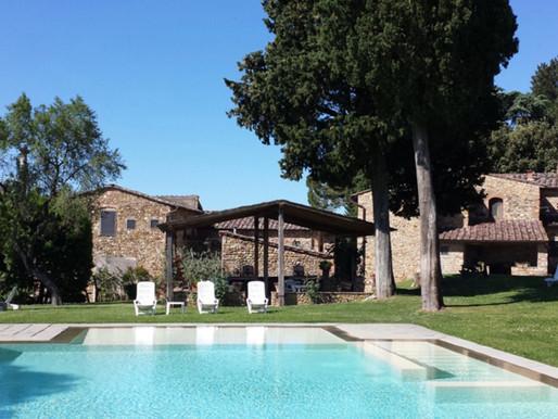 Welcome to Fattoria La Loggia in Montefiridolfi - San Casciano