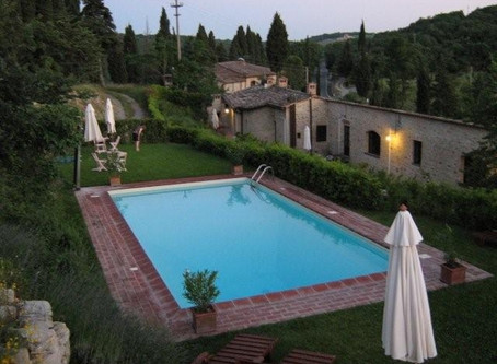 July 2020 - Summer offer at Residenzia del Sogno, Castellina in Chianti