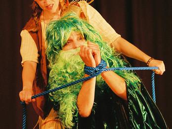Kindertheater- auch im Sommer ein Vergnügen!