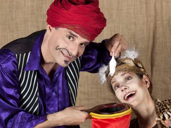 Theater Sturmvogels aktuelle Stücke - Kindertheater, das begeistert!