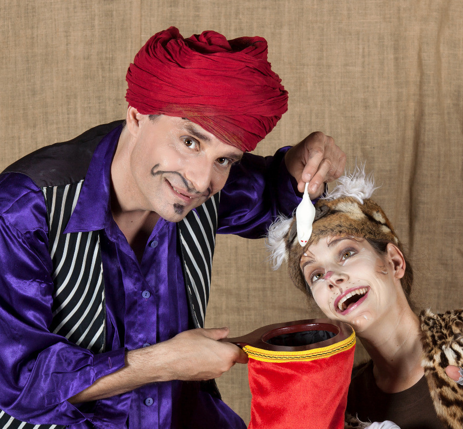 Sturmvogel | Kindertheater Zauberei