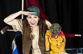 Kindertheater Piraten | Theater Sturmvogel Ausguck
