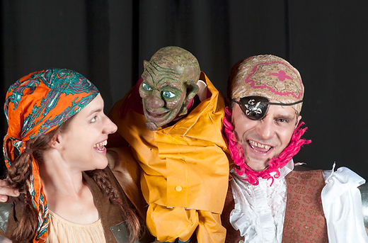 Kindertheater Piraten | Theater Sturmvogel