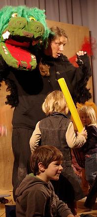Musikalisches Mitmachtheater | Stumvogel Kinder