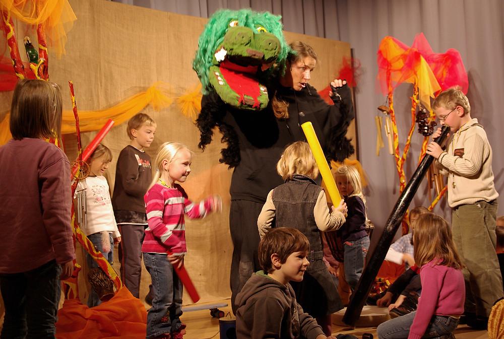 Musikalisches Mitmachtheater