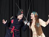 Kindertheater Piraten | Theater Sturmvogel Fechten