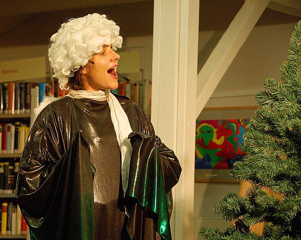 Kindertheater Weihnachten